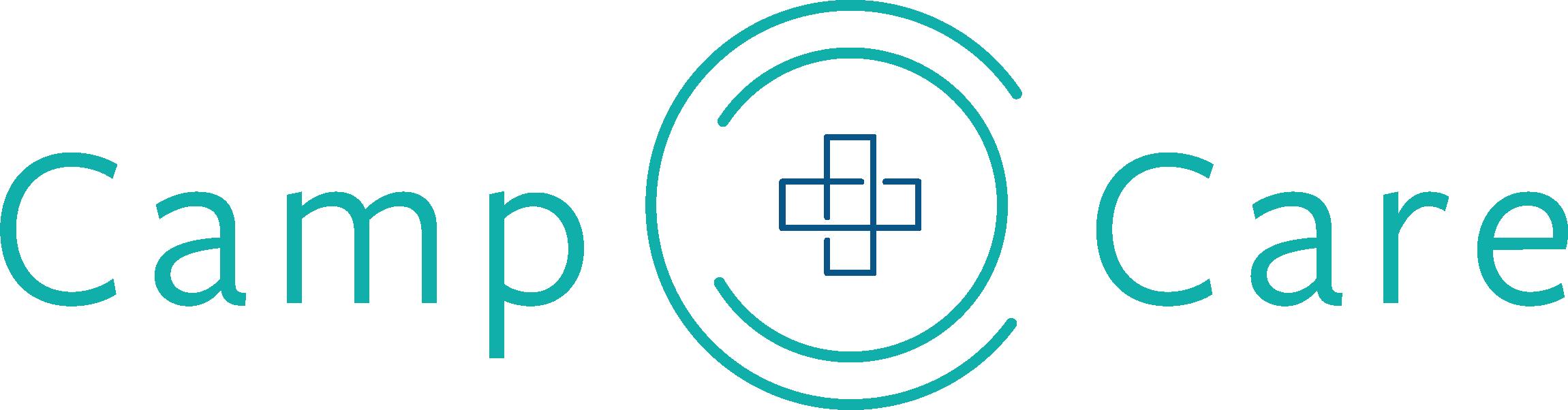 Camp + Care Logo